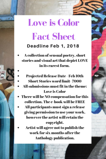 Love is Color Fact Sheet