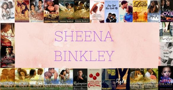 sheenas books