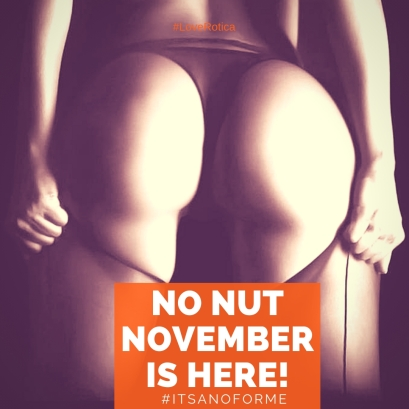 No NutNovmber is here!