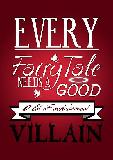 old villain